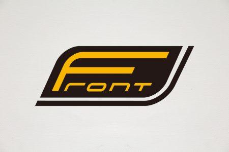 FRONT ブランディング ロゴデザイン