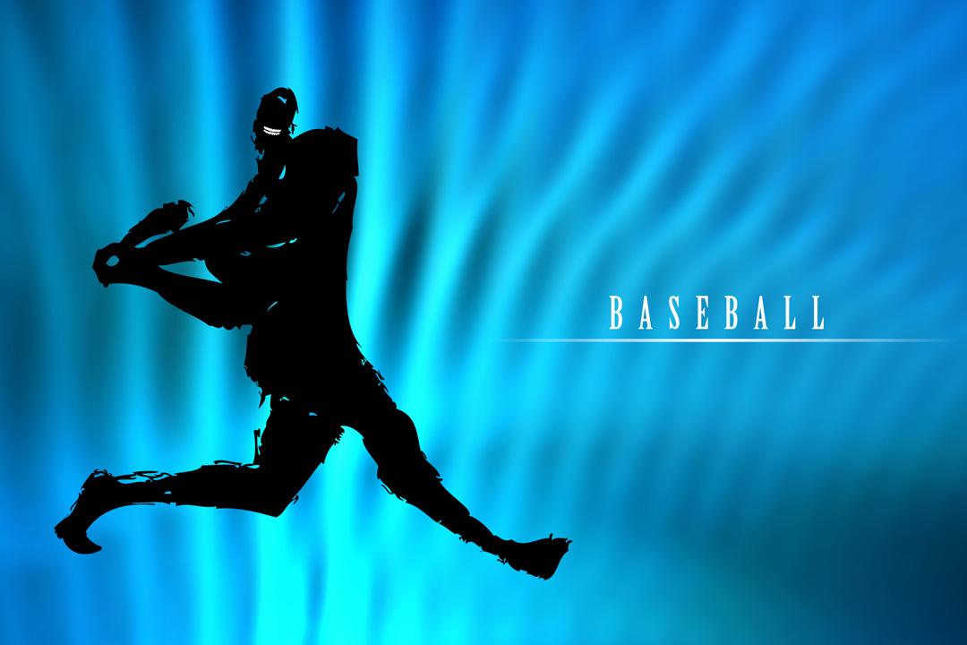SHP Dent. かながわ スポーツイラスト 野球