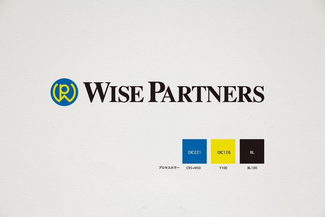 ワイズパートナーズ ロゴデザイン
