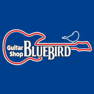 Guitar Shop Bluebird